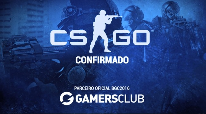 Counter Strike: Global Offensive é confirmado na Brasil Game Cup