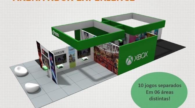 Arena Xbox Experience traz tecnologia e interatividade para o Madureira Shopping