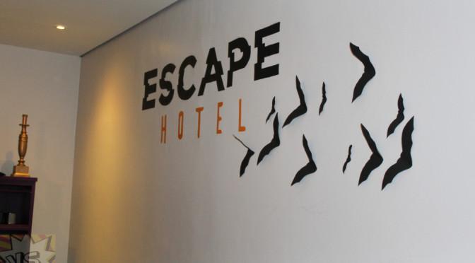 Escape Hotel: Jogo de fuga Perdidos no Espaço é opção de lazer em São Paulo