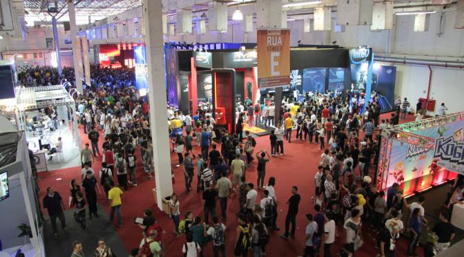 Brasil Game Jam acontece em casa de vidro e desafia universitários a desenvolverem um game em 48 horas na BGS 2016