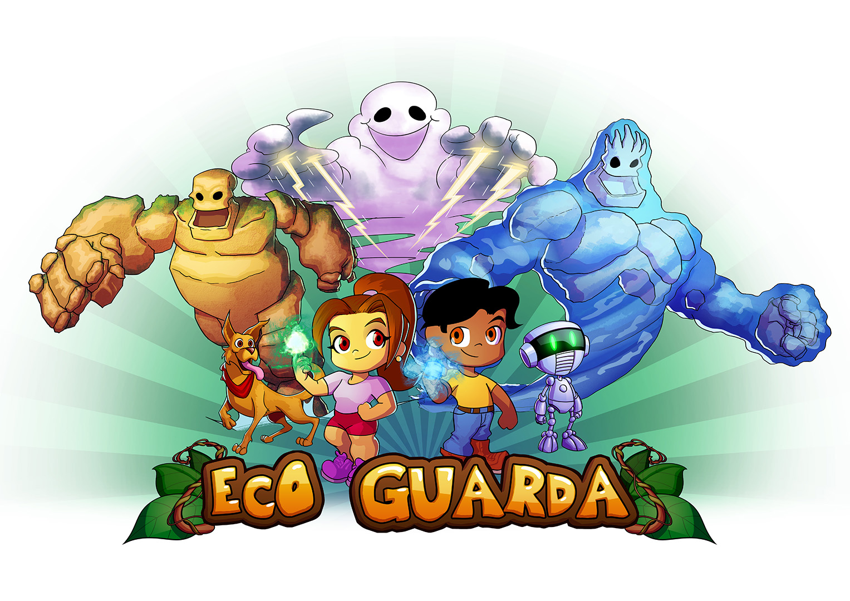Ajude a proteger a natureza no game brasileiro Eco Guarda