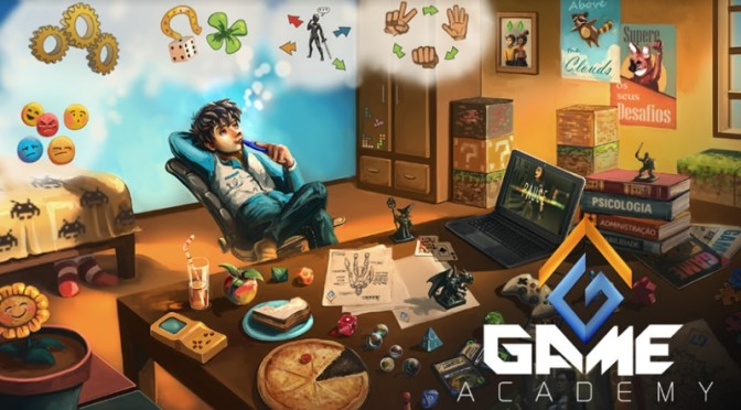 Game Academy oferece novo curso de game design online