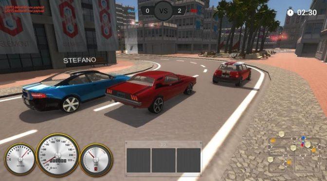 Skyjaz anuncia Deliverace, um game de corrida diferente