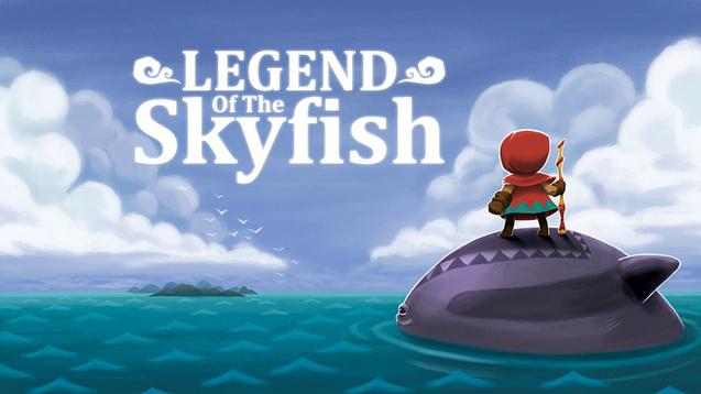 Legend of the Skyfish é o novo título da MGaia Studios inspirado na franquia Zelda