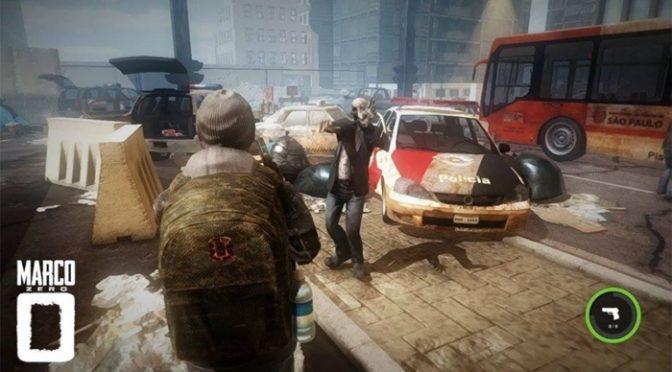 O apocalipse zumbi chega à cidade de São Paulo em 2017 com o game indie Marco Zero