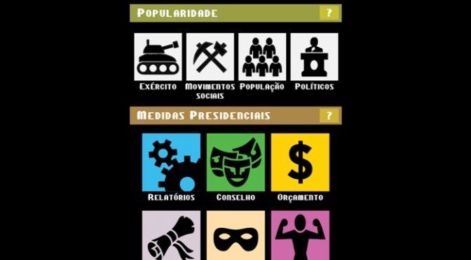 Senhor Presidente – game brasileiro é eleito o 4º melhor do ano pelo site SlideDB