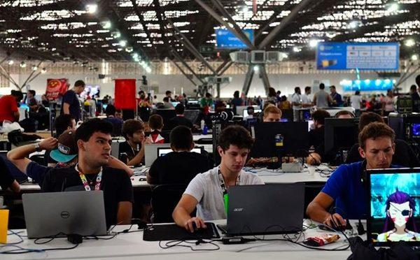 Começa hoje a 10ª edição da Campus Party Brasil