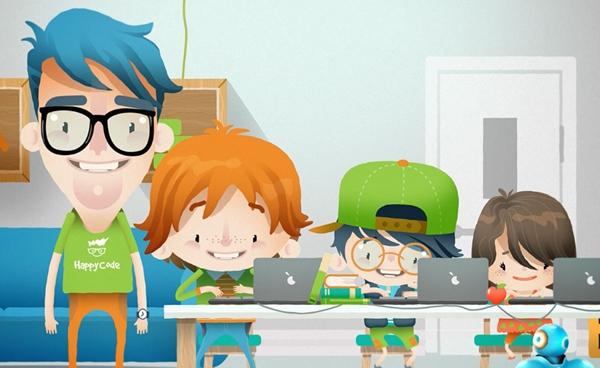 Curso da escola Happy Code ensina desenvolvimento de games para idosos e prova que programação não tem idade
