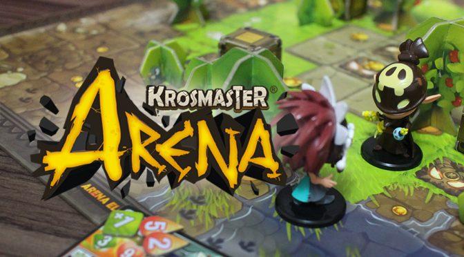 Galápagos Jogos anuncia o lançamento do Krosmaster Arena 2.0 com oito miniaturas novas e regras mais dinâmicas