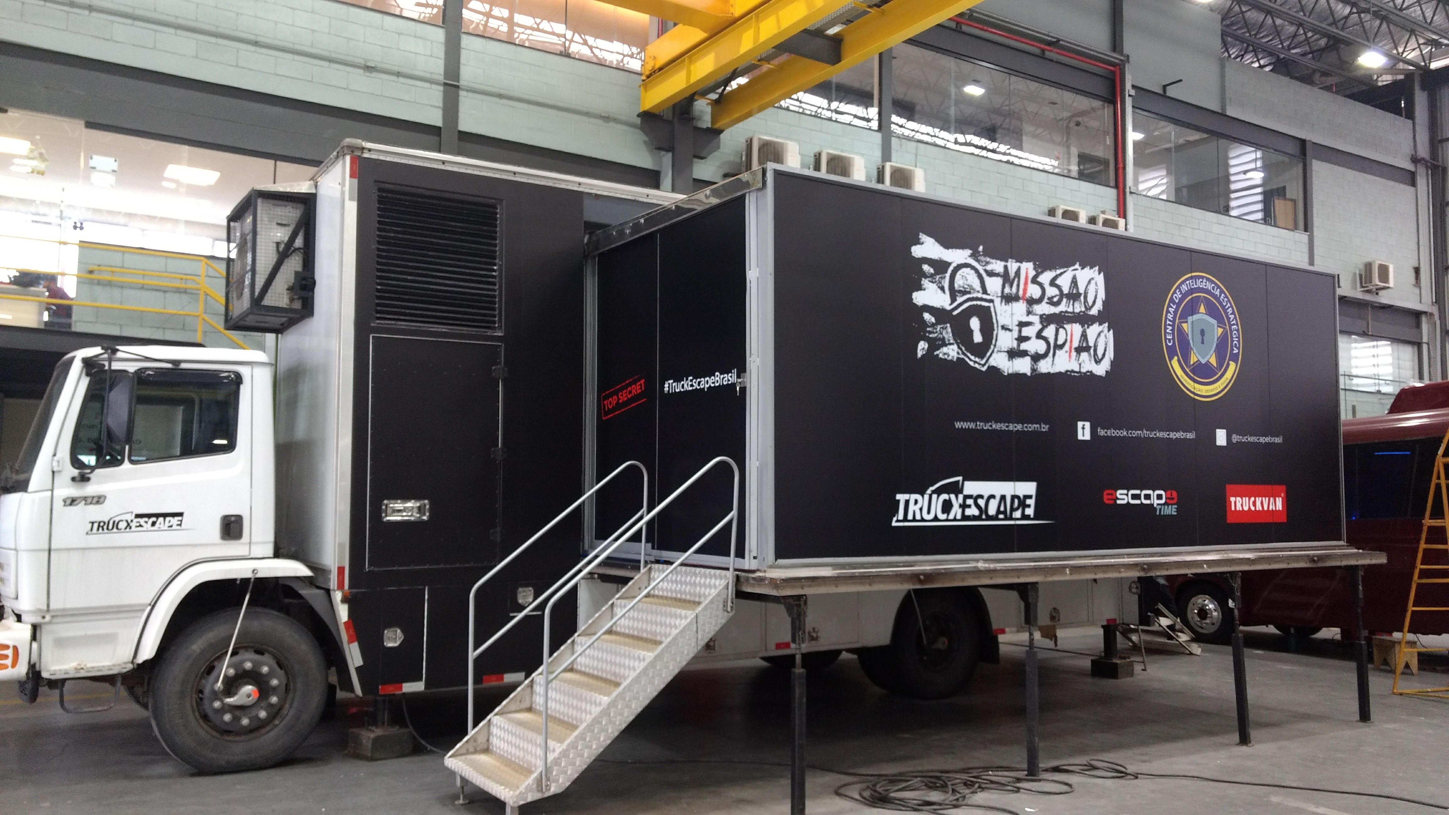 TruckEscape