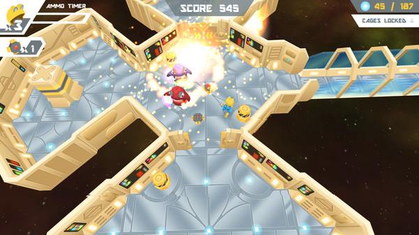 Conheça o jogo indie Zap Zone! Tem bastante tiroteio e estratégia!