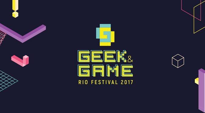 Geek & Game Festival promete agitar o mês de abril no Rio de Janeiro