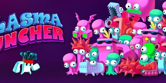 Conheça Plasma Puncher, o novo game de pancadaria do estúdio Tomatotrap