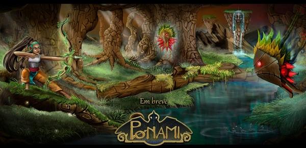 Conheça Ponami, o game inspirado na cultura indígena da Jogos Aurora