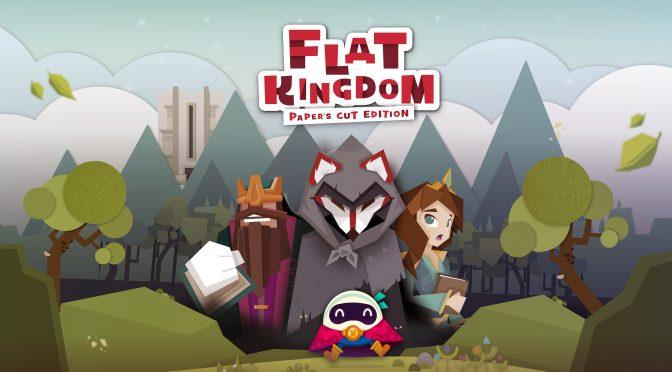 Game mexicano Flat Kingdom chega ao Brasil através da Steam