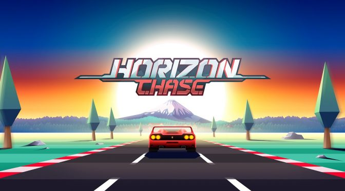 Aquiris Game Studio anuncia Horizon Chase Turbo para PS4 e PCs