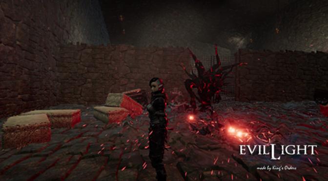 Evil Light – RPG brasileiro que mistura elementos de Gof of War e Darksouls está em campanha no Catarse