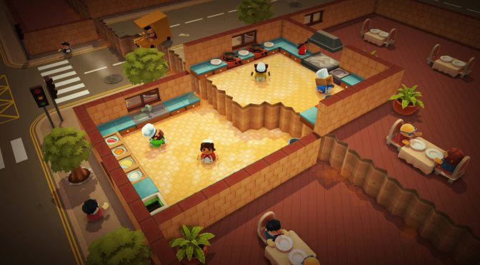 Finalistas do BIG Festival #04: Overcooked