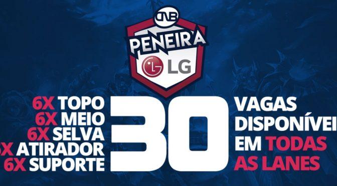 CNB abre inscrições para a 5ª edição da peneira LG Preparando Campeões