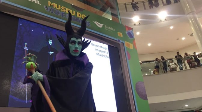 Museu do Videogame Itinerante faz o checkpoint no Atrium Shopping de Santo André