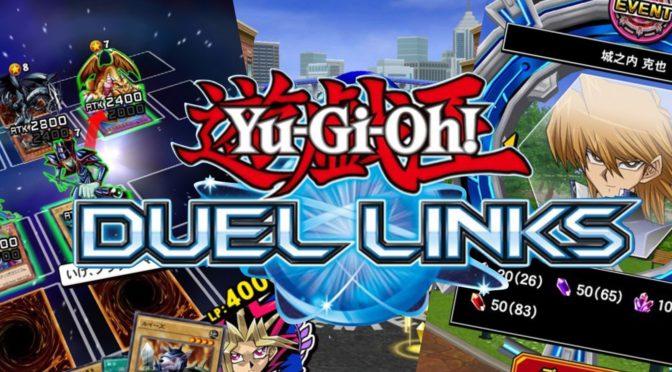 Hora do Duelo! Yu-Gi-Oh! Duel Links já está disponível para a Steam
