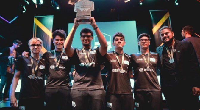 Renovado, INTZ faz jogo incrível e fica com o título da Superliga ABCDE