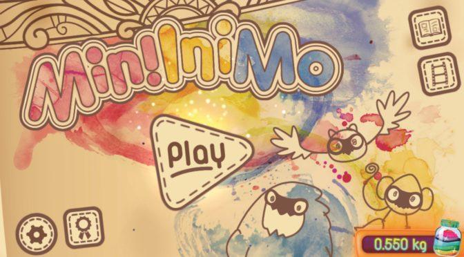 Mini Ini Mo, da produtora Gilp Studio, é um dos finalistas do Google Play Indie Games Festival