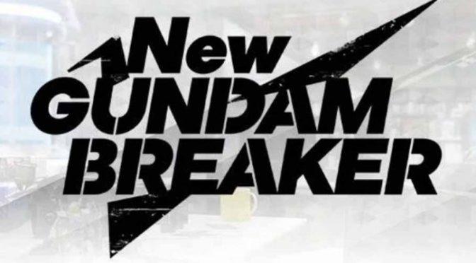 Bandai Namco anuncia New Gundam Breaker para o PS4
