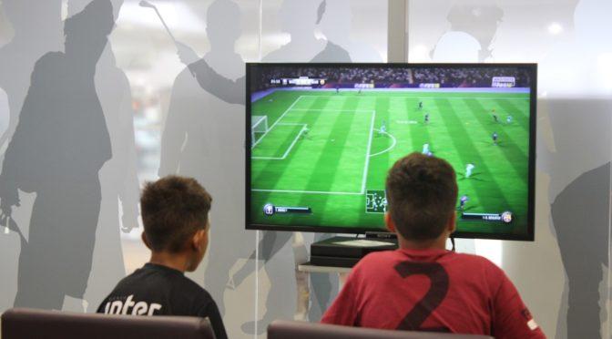 Sala de videogames é novidade na Biblioteca de São Paulo