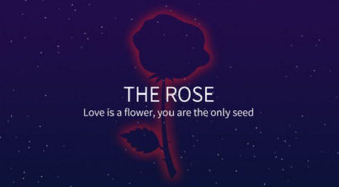 The Rose é o jogo para quem curte realidade aumentada e quer presentear a namorada de um modo diferente