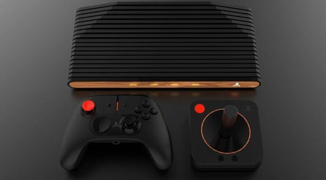Atari VCS: conheça o novo console da empresa americana desde o apogeu do Jaguar!