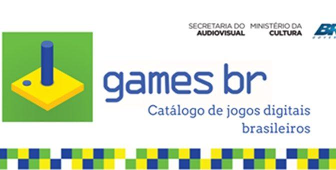 Projeto GamesBR do Ministério da Cultura busca catalogar o maior número de games produzidos e lançados no Brasil