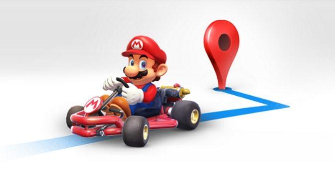 Mario se torna guia de viagens no Google Maps em comemoração ao Mar10 Day