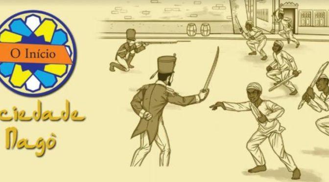Sociedade Nagô – Revolta dos Malês vira tema de game para Windows e Android