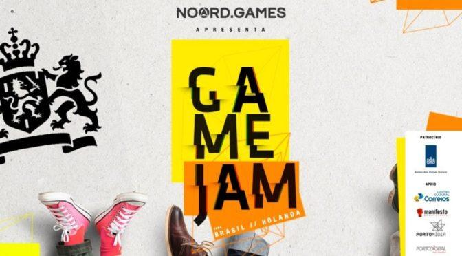 Noord Games organiza Game Jam em Recife que promete aproximar o Brasil e a Holanda