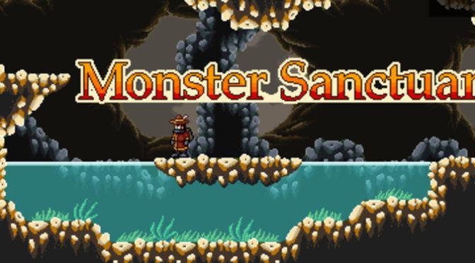 Monster Sanctuary – Jogo indie é mistura de diferentes gêneros