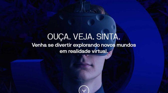 Voyager – Centro de entretenimento criado pelo estúdio ARVORE é dedicado à realidade virtual