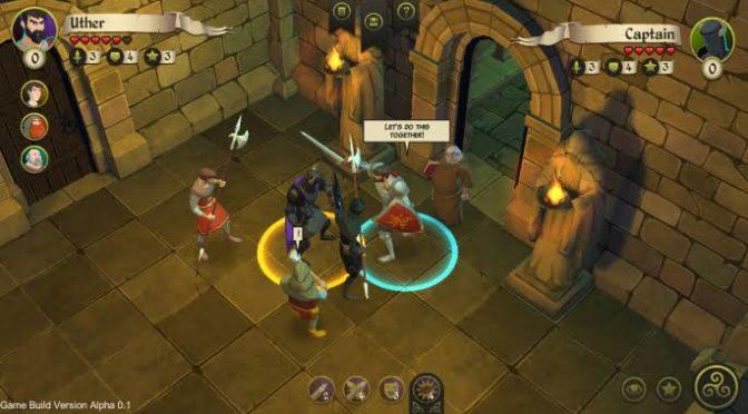 RPG tático brasileiro Sword Legacy: Omen tem data de lançamento programada para 14 de agosto