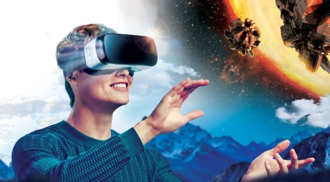 Óculos de Realidade Virtual faz mal para os olhos?