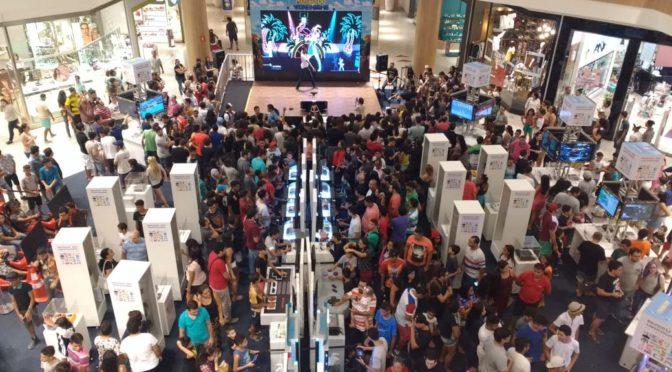 Museu do VideogameItinerante traz evento gratuito com Manajj, campeão do CBLOL, neste sábado