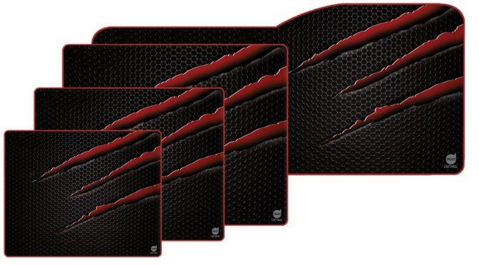 Dazz lança mouse pad gamer Nightmare nas versões Speed e Control
