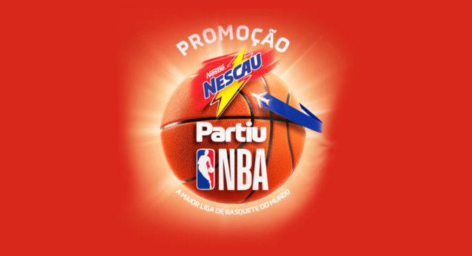 NESCAU e NBA trazem quadra digital de basquete para a Game XP no Rio de Janeiro