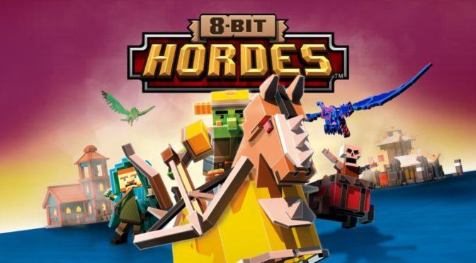 Conheça 8-Bit Hordes, novo jogo de estratégia da SOEDESCO