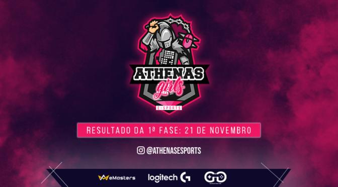 Athena's e-Sports lança programa de sócio torcedor batizado de Exército de Athena