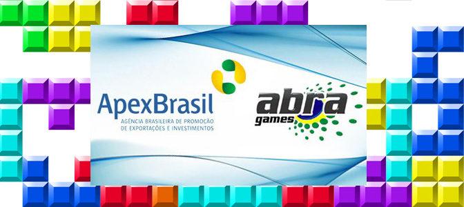 Abragames renova a parceria com Apex-Brasil para ações comerciais de jogos brasileiros
