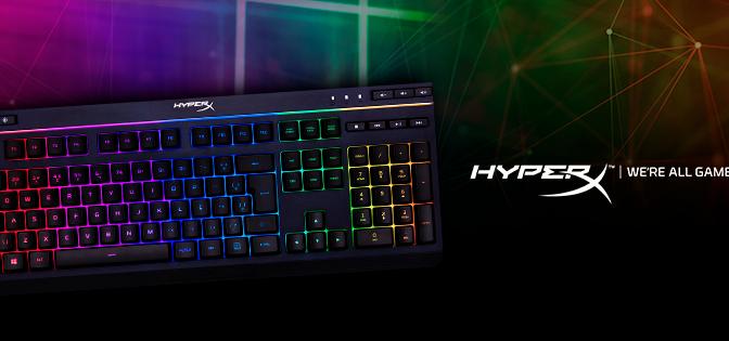 HyperX lança campanha 'We're All Gamers' com a participação de celebridades e influenciadores apaixonados por games