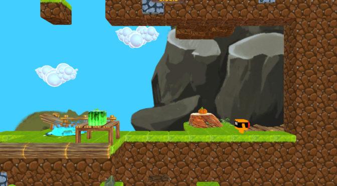 Cube Man, jogo indie brasileiro é prato cheio para quem curte alto desafio