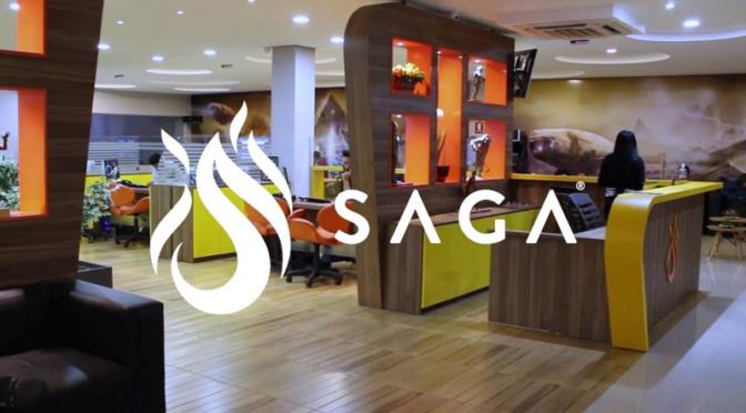 SAGA inaugura unidade em São Paulo com conceito inovador incluindo incubadora de projetos