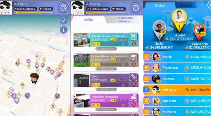 Widow Games lança versão de Banco Imobiliário com realidade aumentada
