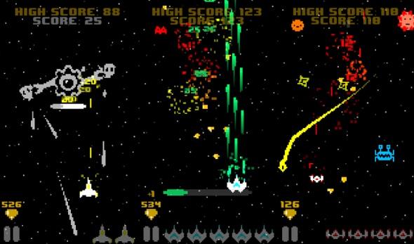 Shooting Pixels – jogo de desenvolvedor independente é indicação para quem curte shooters